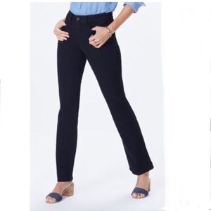 NYDJ Black Jeans Lift Tuck Slimming Technology